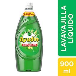 Ayudin Lavavajillas Liquido Limon