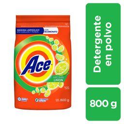 Ace Detergente En Polvo Aroma Limon