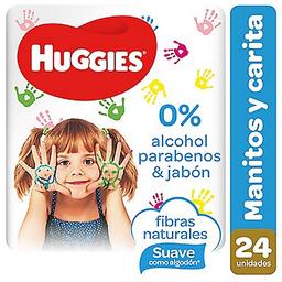 Huggies Toallitas Húmedas Manitos Y Carita