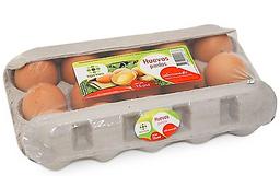 Huevos Pardos Tottus X 15 Und