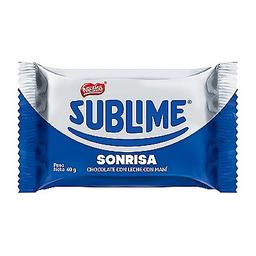 Nestle Sublime Sonrisa 40Gr