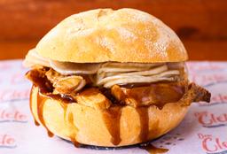 Sándwich de Chancho Oriental