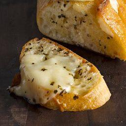 Pan al ajo especial