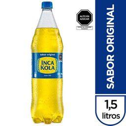 Gaseosa Inca Kola