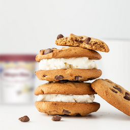 Combo Chocolate Chip Cookie Sándwich
