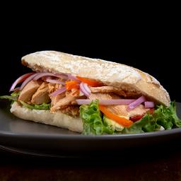 Sándwich Criollo de Pavo