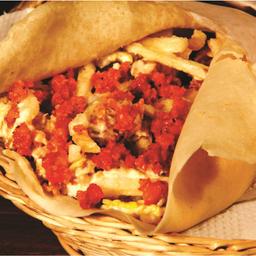 Burrito Huachano
