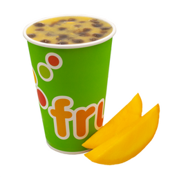 Bubble Tea de Mango