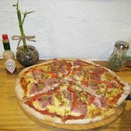 """Pizza Grande """"La que pide Gisse"""" (36 cms / 8 slices)"""