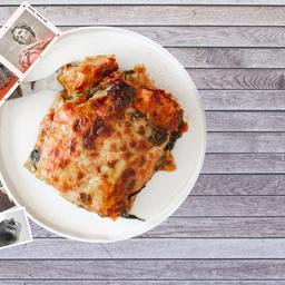 Lasagna Vegetariana 300gr