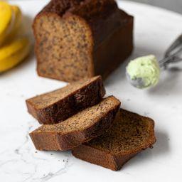 Cake de Plátano