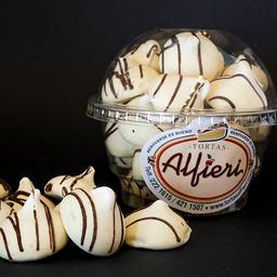 Estuche de Merenguitos con Chocolate Bitter