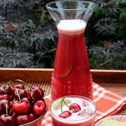 Limonada Frozen Cherry de 1 Litro