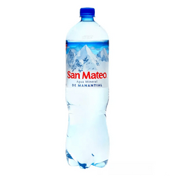 San Mateo Con Gas 600 ml