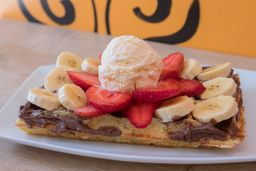Waffle Deluxe Nutelicious