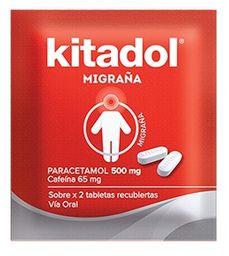 Kitadol Migraña
