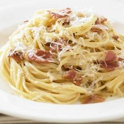 Spaguetti Carbonara