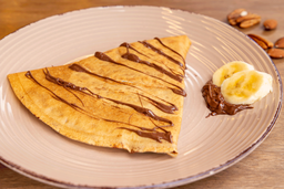 Nutella c/Fresa o Platano