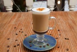 Café Cappuccino con Leche de Almendras
