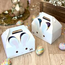 Caja Conejo Mini Huevos