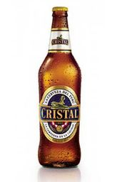 Cerveza Cristal en Botella 330 ml.