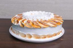 Torta Tres Leches de Algarrobina