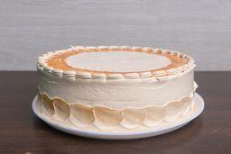 Torta Tres Leches de Manjar