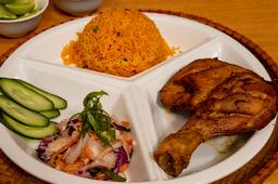 Com ga - Arroz con Pollo al Estilo Vietnamita