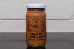 Mantequilla/Crema de Almendra