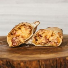 Empanada Cheddar & Bacon