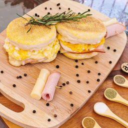 Egghome Muffin