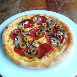 Pizza el Olivar Personal