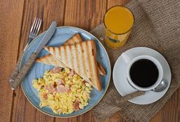 Desayuno Moka Americano