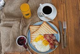 Desayuno Moka Clásico