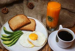 Desayuno Moka Light
