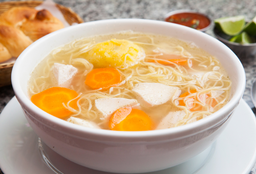 2 Dietas de Pollo y/o Cremas de Verduras