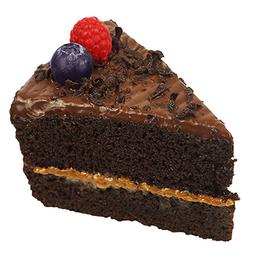 Torta de Chocolate Rebanada