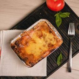 Lasagna Alcachofa con Champiñones