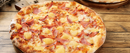 Combo Pizza Grande + Pan al Ajo + Gaseosa!!