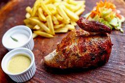 Super combo ¼ pollo 🍗