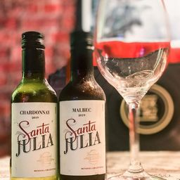Santa Julia Chardonnay 187 ml