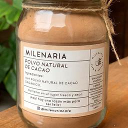 Polvo Natural de Cacao Orgánico