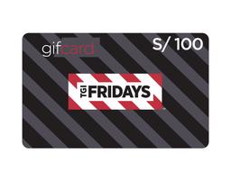 Giftcard de S/100