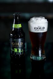 Cerveza Gold Nature - English IPA (Six Pack)