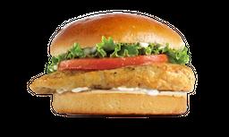Grilled Chicken Breast Sándwich