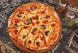 Pizza la Huachana Mediana
