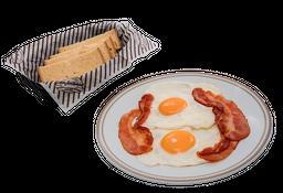 Huevos Fritos a Pedido