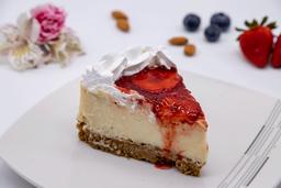 New York Cheesecake de Fresa
