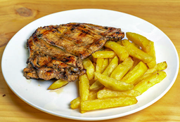 Filete de Pechuga en Parrilla