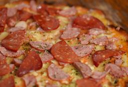 Pizza Macho Gladiador